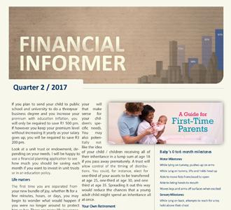 Vanguard Financial Informer - Second Quarter 2017