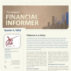Vanguard Financial Informer - Third Quarter 2018