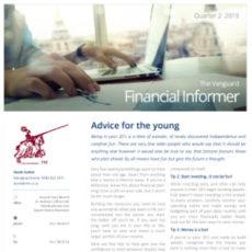 Vanguard Financial Informer - Second Quarter 2019