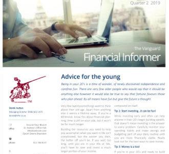 Vanguard Financial Informer - Q2 2019