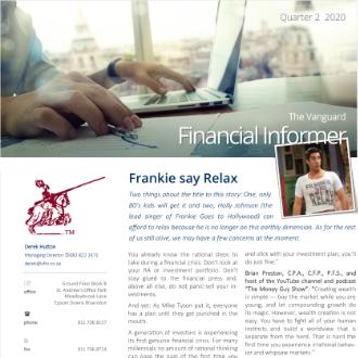Vanguard Financial Informer - Q2 2020