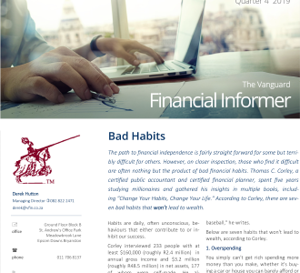 Vanguard Financial Informer - Q4 2019