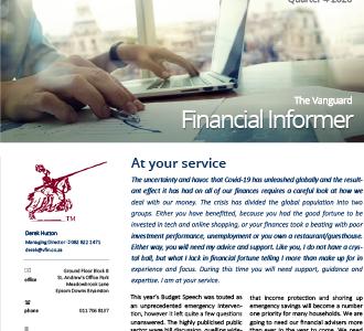 Vanguard Financial Informer - Q4 2020